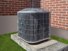 AC unit using R22